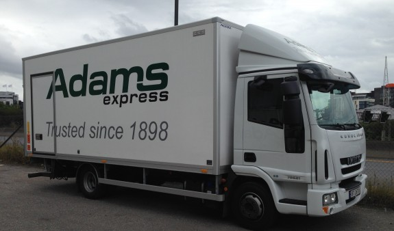 About Adams Express AS